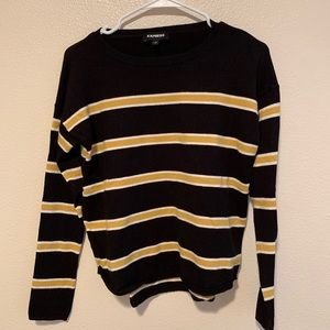 Striped Sweater - Express